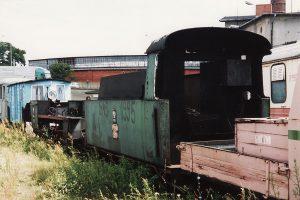 Tender parowozu Px48-1919.