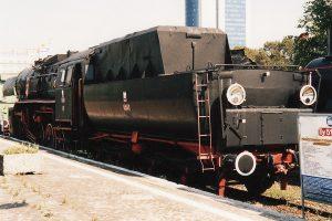 Muzeum Kolejnictwa - Ty42-120.