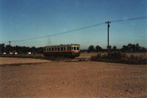 Wagon MBxd1-204 podczas fotostopu niedaleko Krzewia.