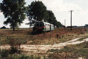 Stacja w Cettach.