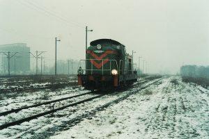 Koło Wąskotorowe. SM42-482.