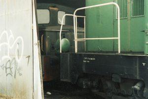 Koło Wąskotorowe. SM42-482 i SM03-265.