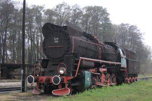 Parowozownia Wolsztyn - Ty51-223.