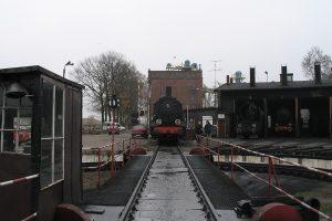 Parowozownia Wolsztyn - Ok1-322.