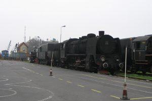 Skansen w Wolsztynie - Ty45-379.