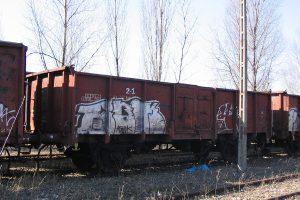 Lublin Północny - węglarka 9W Es.