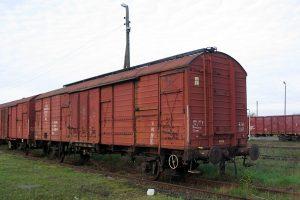 Wagon Gbs typu 208Kd.