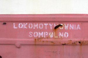Uratowany z Sompolna wagon Bxhpi.