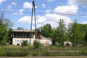 Koło Wąskotorowe - dworzec.