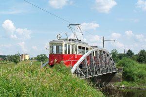 Most w Lutomiersku - skład #337 + #644.