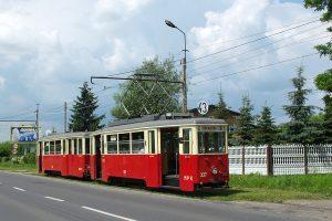 Konstantynów Łódzki, Srebrna - skład #337 + #644.