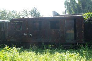 Wagon motorowy MBd1-132.