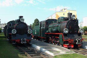Parowozy serii Px48.