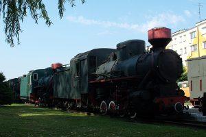 Parowozy typu Kp4.