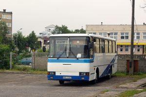 PPKS Koło. Autosan H10 w nowym malowaniu.