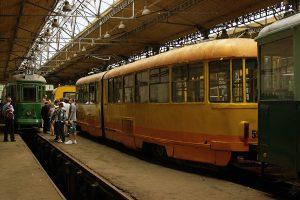 Wagon #23/#5963 który niestety nie doczekał uruchomienia muzeum na Brusie.