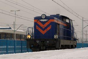 Łódź Kaliska - SM42-189.