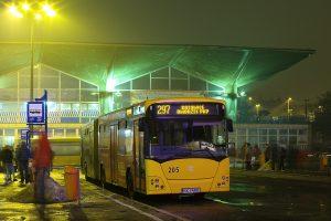 Katowice Dworzec PKP - Jelcz odkurzacz #205.