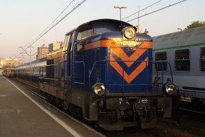 Łódź Fabryczna - SM42-189.