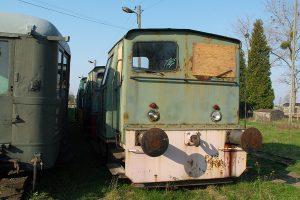 Rogów Wąskotorowy Towarowy - Ls60-036.