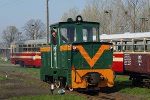 Rogów Wąskotorowy Towarowy - Lyd1-215.
