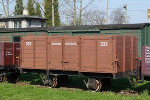 Rogów Wąskotorowy Towarowy - #333 z Cukrowni Kruszwica.