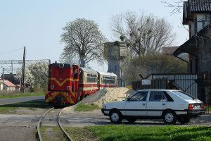 Rogów - Polonez z 1980 roku.