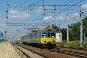 Poznań Górczyn -  EN57-1006.