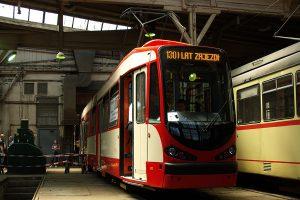 Zmodernizowany N8C dla Gdyni.