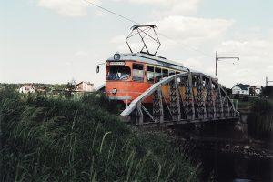 #72 na moście w Lutomiersku.