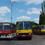 Kusocińskiego - #BV99, #1294 i #1553.