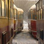 Zajezdnia Brus - wagony 803N.