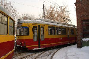 Zajezdnia Brus - GT6ZR #77