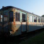 Rachela, wagon motorowy MBxd1-201