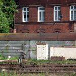 Pudło wagonu logówki - widoczny szceściocyfrowy numer sprzed reformy.