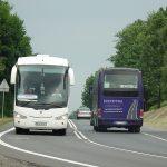 Luźmierz - autobusy turystyczne.