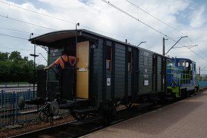 Wagon czwartej klasy 25 368 Di.