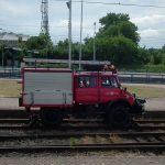 Unimog U416/Hoesch.