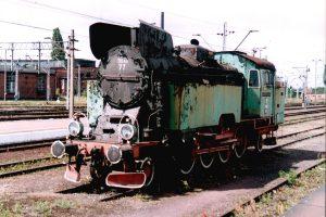 Parowóz TKt48-77