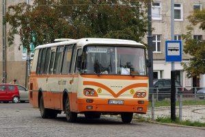 Autosan H9 jako PKS do Rzgowa.