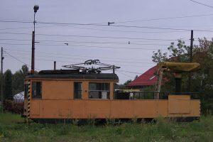 Wagon techniczny N #109.