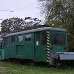 Pług Tramwajów Podmiejskich #101.