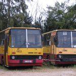 Ikarusy #1553 i #2096.