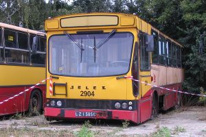 Jelcz M11 #2904.