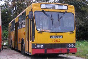 Jelcz PR100U #433 z MPK Rzeszów.