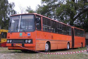 Ikarus #09706 z PKS Łódz.