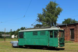 Pług Tramwajów Podmiejskich - #101.
