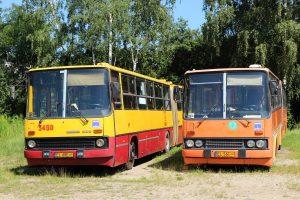 Ikarusy #RV50 i #RV51.