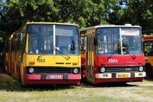 Ikarusy #1553 i #RV01.