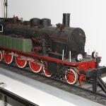 Model parowozu OKo1.